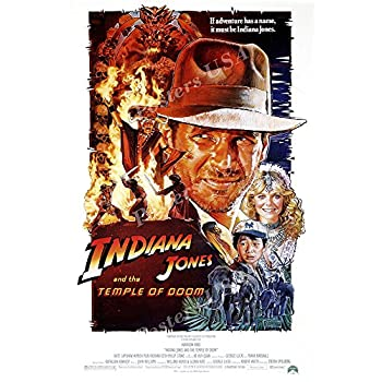 Posters USA - Indiana Jones and the Temple of Doom Movie Poster - MOV062  (24