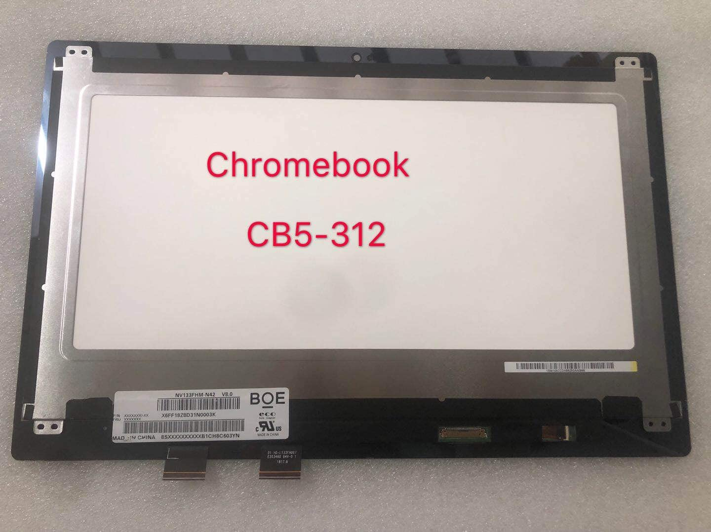simda- 13.3 FHD LCD Touch Screen Assembly for ACER CHROMEBOOK 13 CB5-312T