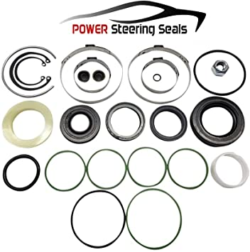 Power Steering Rack and Pinion Seal Kit for Nissan Sentra Power Steering Seals