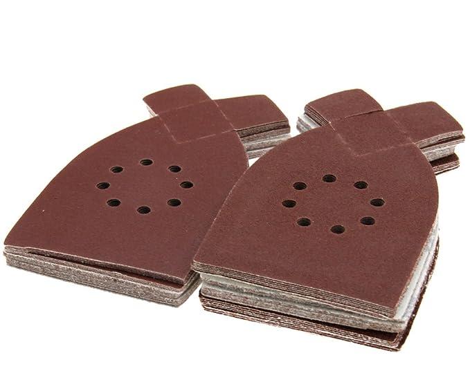 Profi Korund Handschleifpapier 10 Stk 80K Schleifpapier Schleifen NEU
