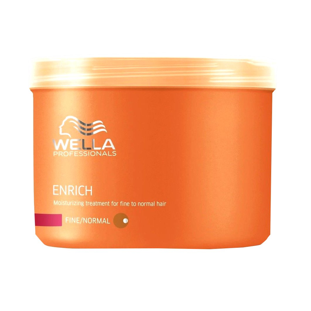 WELLA 60181 ENRICH mask fine/normal hair 500 ml product image