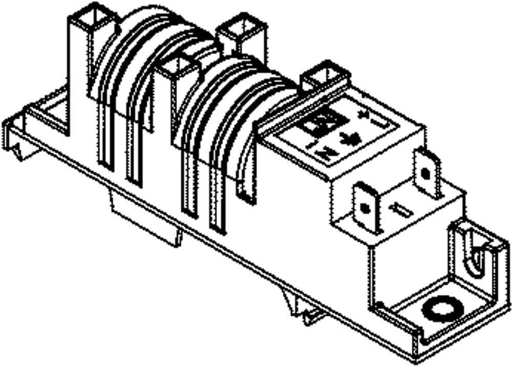 ClimaTek Upgraded 8 Range//Stove Heavy Duty Burner fits KitchenAid WP3192224 AP6007812 3192224 PS11740936