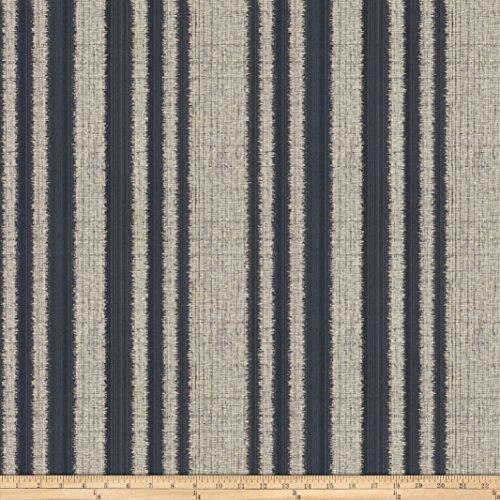 Trend 03069 Jacquard Indigo Fabric by The Yard