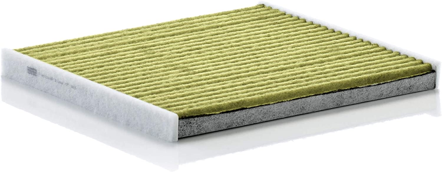 215mm Width Mann FP 1828 Cabin Air Filter 18mm Height 194mm Length