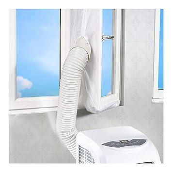Extrem Rhodesy Fensterabdichtung Für Mobile Klimageräte und Abluft FG46