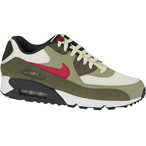 Nike Air Max 90 Essential Herren 537384-119 brown Mens Sneaker Shoes  Schuhe  Amazon.it  Scarpe e borse f3cf12f3c57