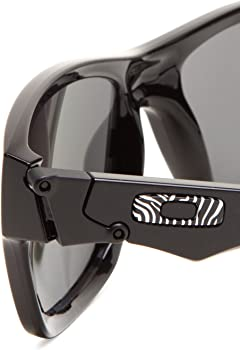 fb6688e9a03 Oakley Men s Jupiter Squared Oo9135 Polished Black (Jordy Smith ...