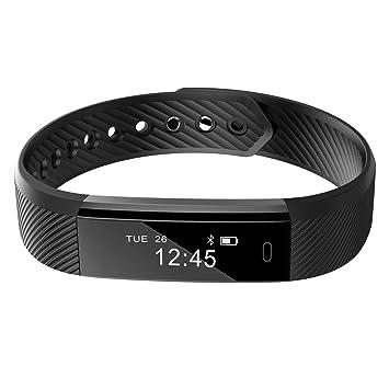 very-fit Smart Bracelt ID115 wrist band waterproof fitness track