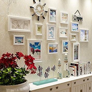 Bilderrahmen*Das Mittelmeer Wanddekoration Holzkiste Hat Ein Wohnzimmer  Schlafzimmer Esszimmer Wand   Malerei, Die