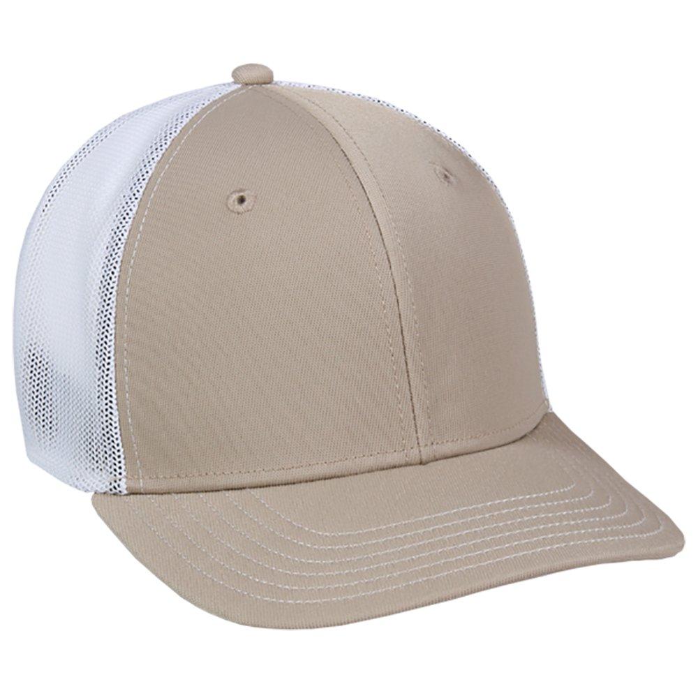 OutDoorCap HAT メンズ B072LF5KDX Large / X-Large|カーキ/ホワイト カーキ/ホワイト Large / X-Large