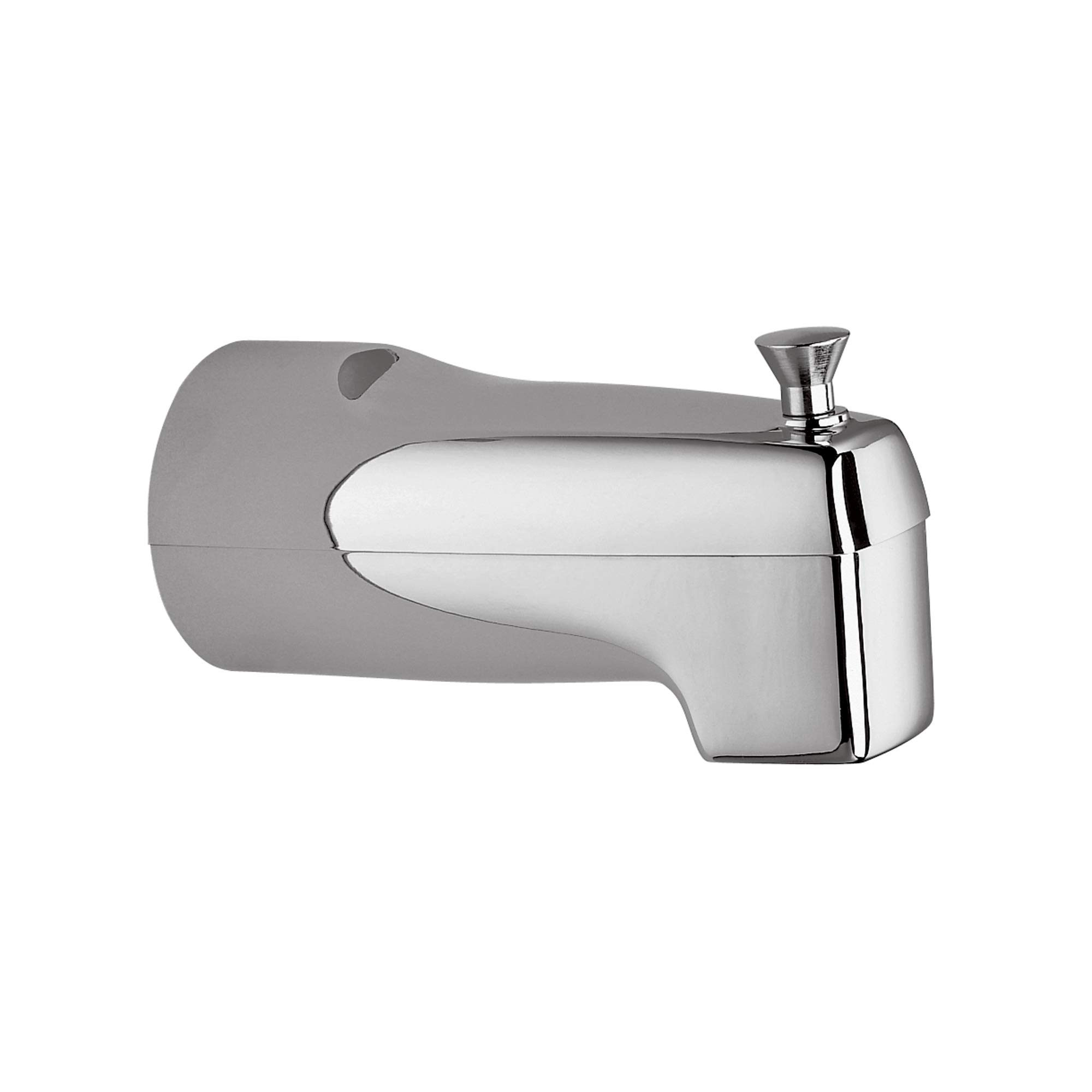 Moen 3931 Replacement 5.5-Inch Tub Diverter Spout with 1/2-Inch Slip Fit Connection, Chrome