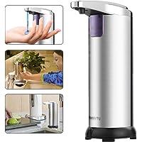 Pomisty Dispensador de Jabón Automático, Lotion Shampoo 280ml