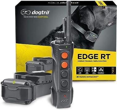 Dogtra Edge RT Long Range High-Output 1-Mile Waterproof 3-Dog Expandable Remote Dog Training E-Collar