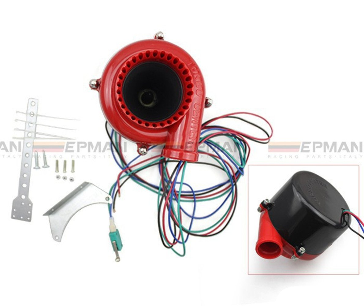 Universal Electronic Turbo Blow off Valve Sound Blow off Analog Sound Bov Car Fake Dump Valve