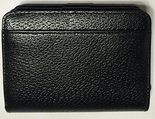 Kate-Spade-New-York-Wellesley-Cara-Leather-Clutch-Wallet-WLRU1745-Black