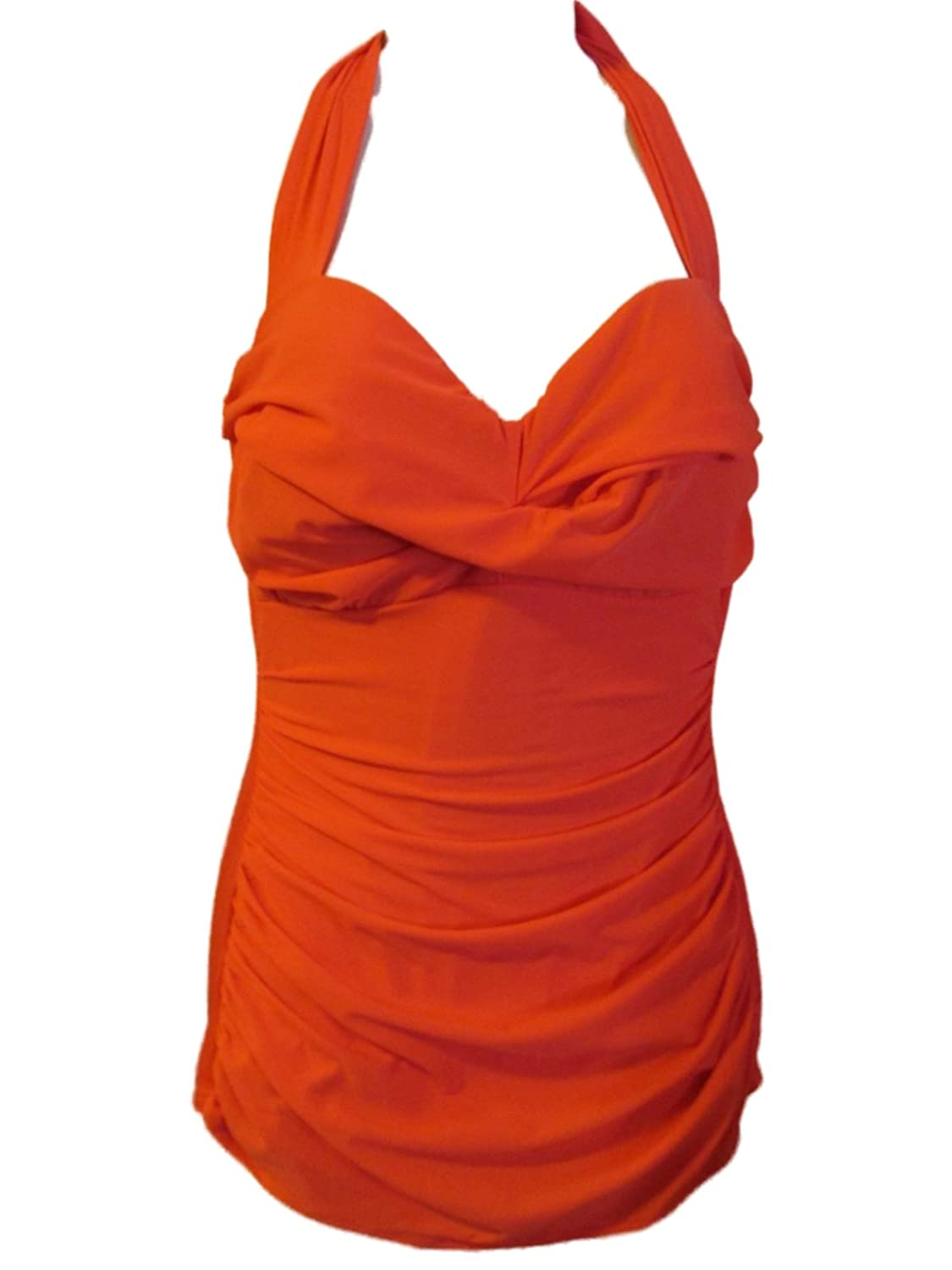 84996fa691a MIRACALESUIT Miraclesuit Women's One Piece Swimsuit Halter Trimshaper at Amazon  Women's Clothing store: