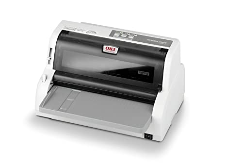 OKI ML5100FBeco - Impresora matricial, Sistema de 24 Agujas ...