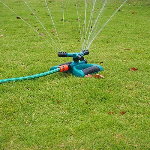 Hangang irrigatore-regolabile de jardín y césped rociador de Agua ...