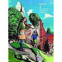 Mahler: Symphony No.4 [Riccardo Chailly, Gewandhaus Orchestra Leipzig] [Accentus: ACC20257] [DVD] [NTSC] [2013] by Gewandhaus Orchestra Leipzig