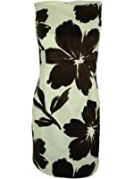 Jones New York Women's Sleeveless Floral Print Dress