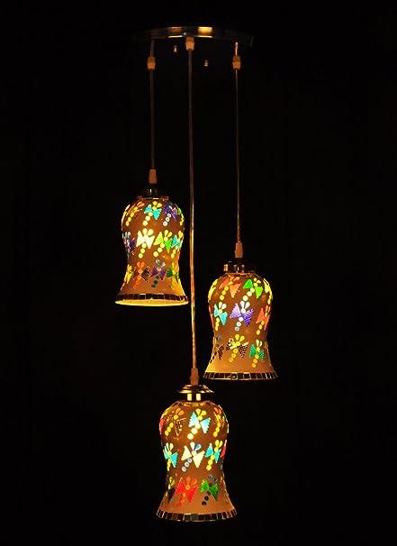 Gojeeva Decorative Chandelier Fixtures at amazon