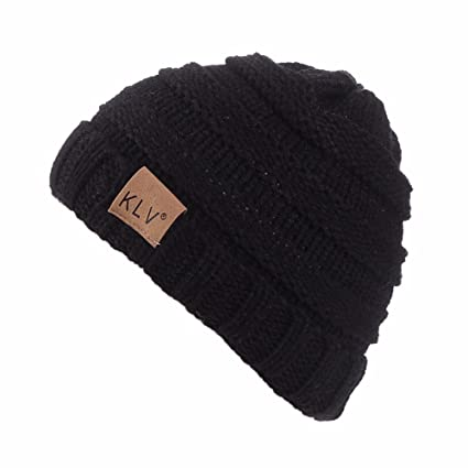 Donna Sciare donne Beanie Fell Ball all apos  uncinetto a maglia donne  Crochet caldo Knit Cappello 357fc7292d47