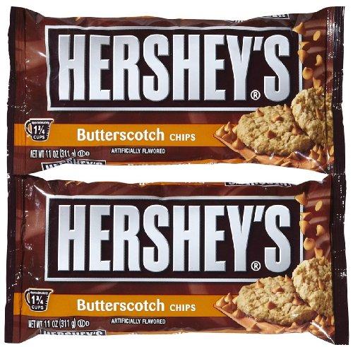 (Hershey's Butterscotch Baking Chips - 11 oz - 2 pk)