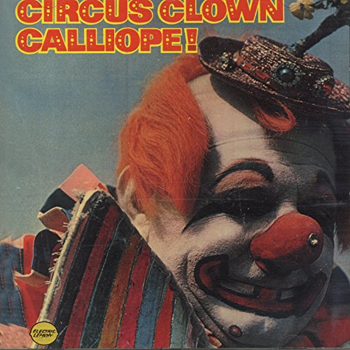 - Circus Clown Calliope (Vols 1&2 Inc)