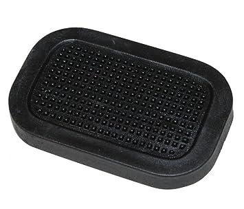 AERZETIX: Reposapies caucho para pedal de freno y embrague C10091: Amazon.es: Coche y moto