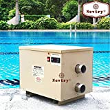 18KW 380V Swimming Pool & Bath SPA Hot Tub Electric Water Heater Thermostat Heater Pump