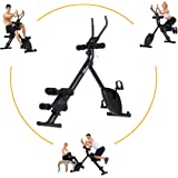 folding upright exercise bike with pulse for body workout