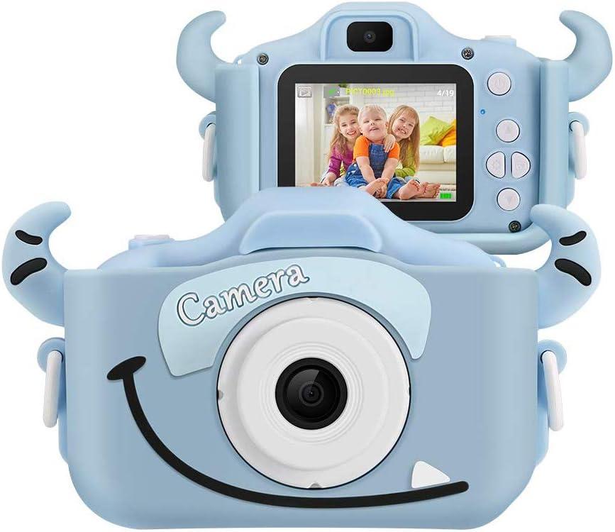 SoloKing Cámara para Niños,Video Cámara Infantil con 12 ...