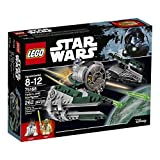 LEGO Star Wars Yoder's Jedi Starfighter 75168 Building Kit (262 Pieces)