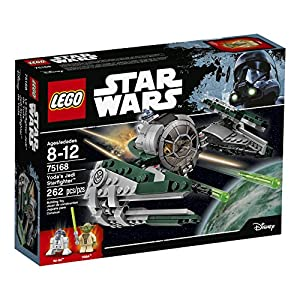 "LEGO Star Wars Yoda's Jedi Starfighter 75168 Building Kit (262 Pieces) - 61kF14Mx6LL - ""LEGO Star Wars Yoda's Jedi Starfighter 75168 Building Kit (262 Pieces)"