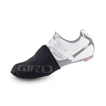 Giro Ambient Toe Cover Fahrrad Schuhe Zehenwärmer schwarz 2018: Größe: S  (36-