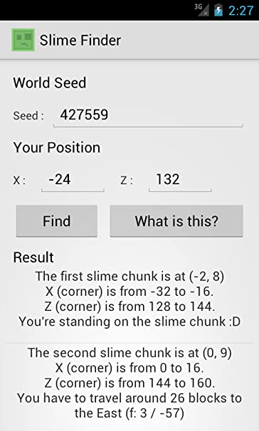 chunkfinder