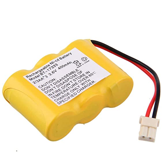 JIAN YA NA - Batería de Repuesto para teléfono inalámbrico Vtech ...