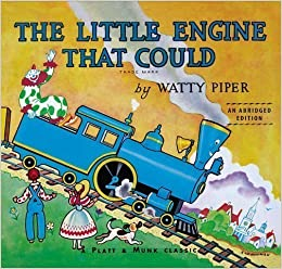 The Little Engine That Could (Little Letters Edition) by Piper, Watty (2012)