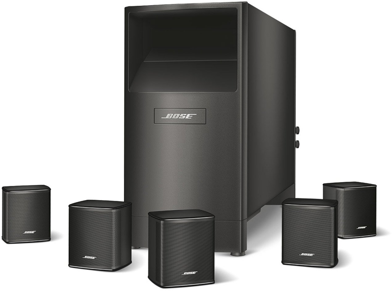Impianto stereo bose affordable bose acoustimass sistema di diffusori stereo passivi nero usato - Impianto bose casa ...