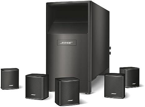 Bose Acoustimass 6 Serie V Sistema di Diffusori Home Cinema 5c27b61cc33b