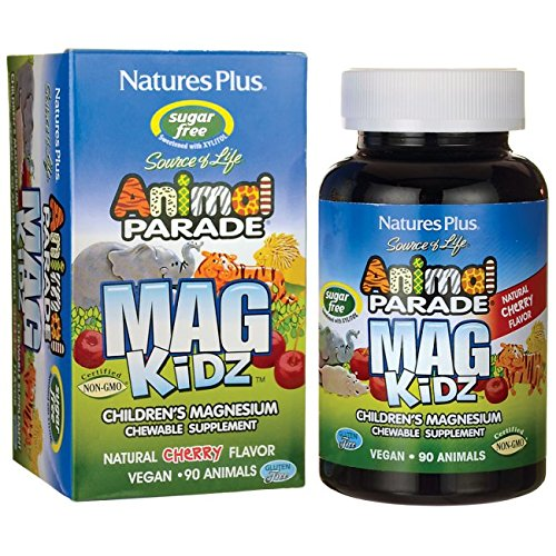 Natures Plus Animal Parade MagKidz Chewables