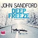 Deep Freeze Audiobook by John Sandford Narrated by Eric Conger