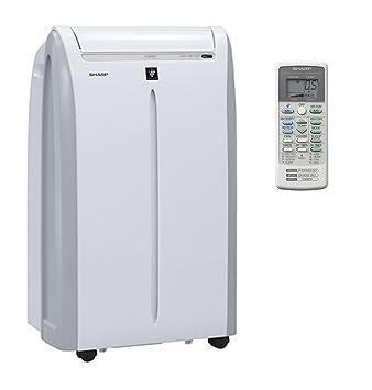 sharp cv2p10sc btu portable air conditioner w remote - Air Conditioner Portable
