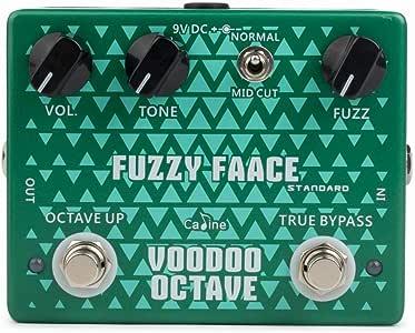 Caline CP-53 Voodoo Fuzz Octaver: Amazon.es: Instrumentos musicales