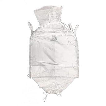 Big Bags - Bolsas de polipropileno (90 x 90 x 90 cm, 1250 kg ...