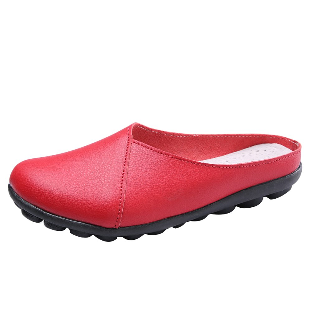 MatchLife Femmes EU Style 34-42 Babouche Sandales Pantoufles Style Style2-rouge ZARA chaussures En Cuir Chaussons Pantoufles Style2-rouge 74a7f5e - fast-weightloss-diet.space