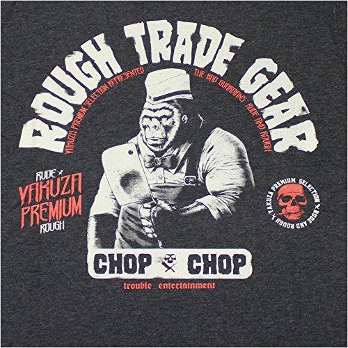 Yakuza Premium T-Shirt 2118 anthrazit
