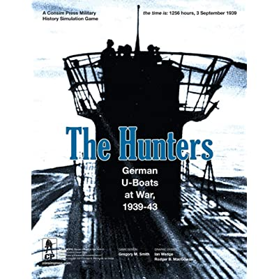 The Hunters: German U-Boats at War, 1939-43: Toys & Games