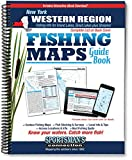 Western New York Fishing Map Guide