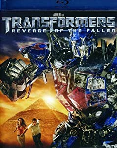 Cover Image for 'Transformers: Revenge of the Fallen'